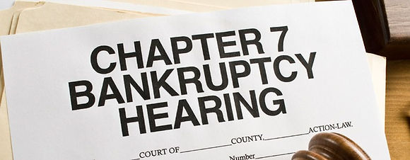 Chapter 7 Bankruptcy Attorney in Miami, Florida