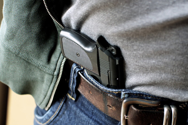 Floridians May in the Future Be Allowed to Carry Guns Freely Without a License