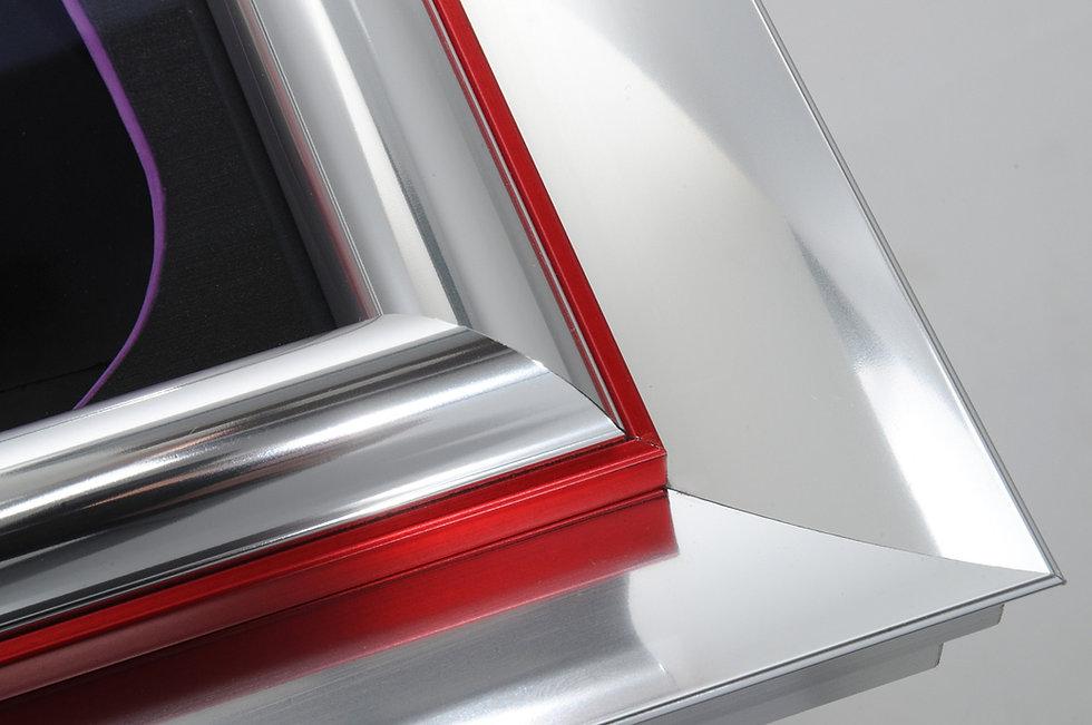 cadre aluminium pour tableaux