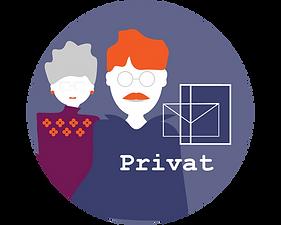 Privat, Briefe, Famile
