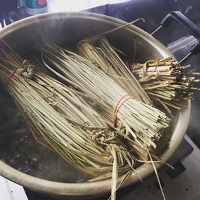 【〆切りました!】体験:3/1発酵シリーズ*藁苞納豆づくり