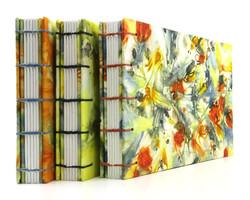 Ecoprinted Sketchbooks