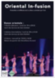 Cours de danse orientale nantes saint herblain