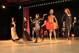 Spectacle Cabaret Oriental Nantes Saint Herblain