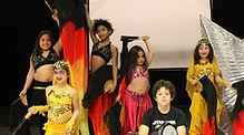 Cours danse orientale percussions Nantes Saint Herblain