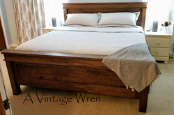 Farm house King size bed