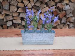 Galvanized Flower Box