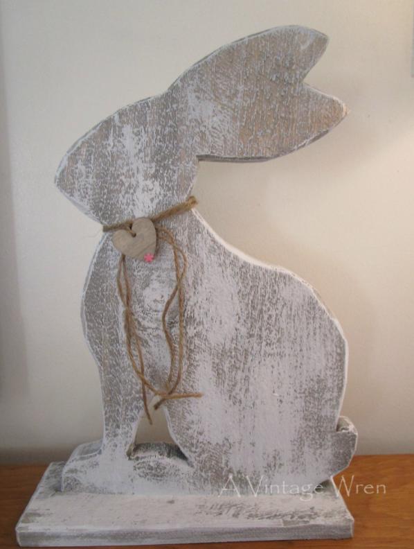 Rustic Easter Rabbit