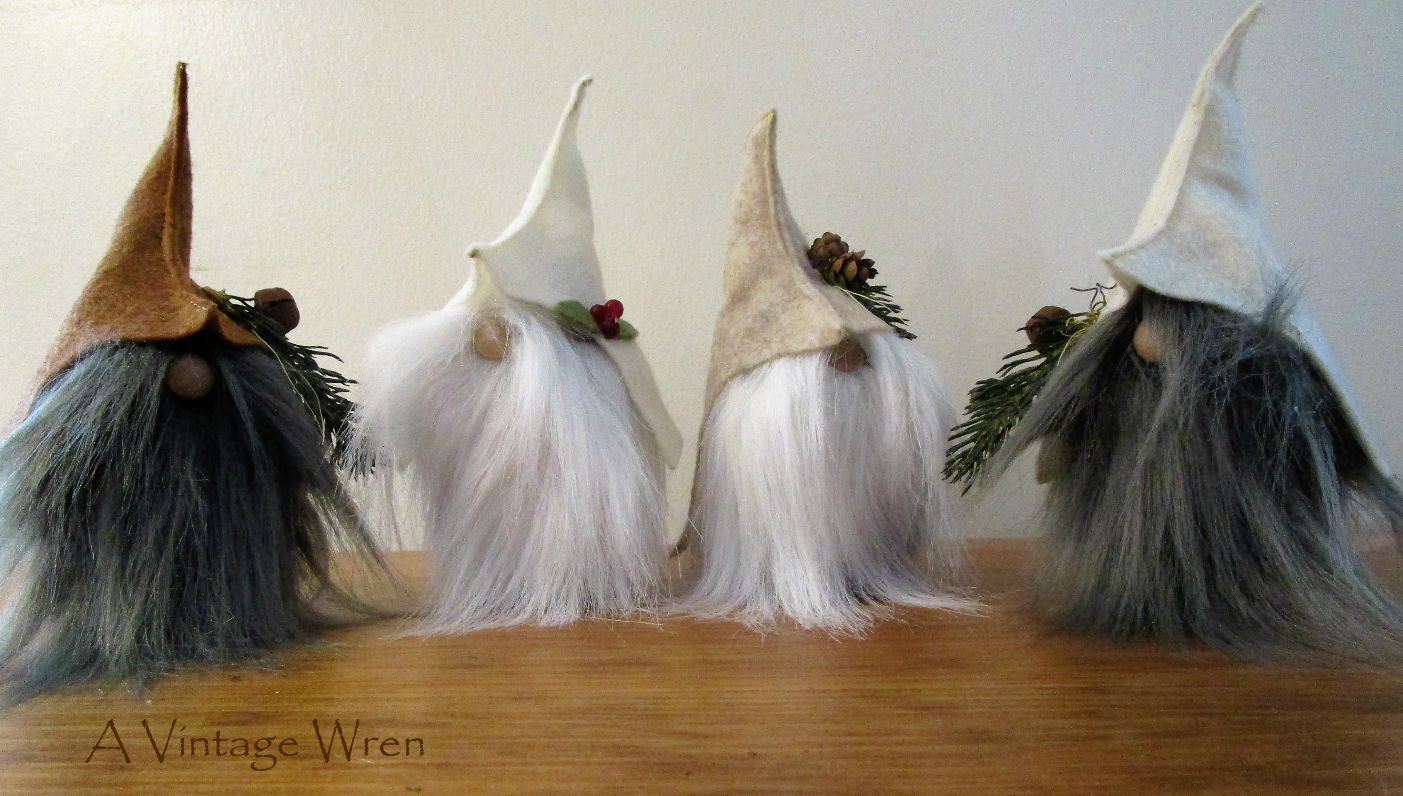 Scandi gnomes