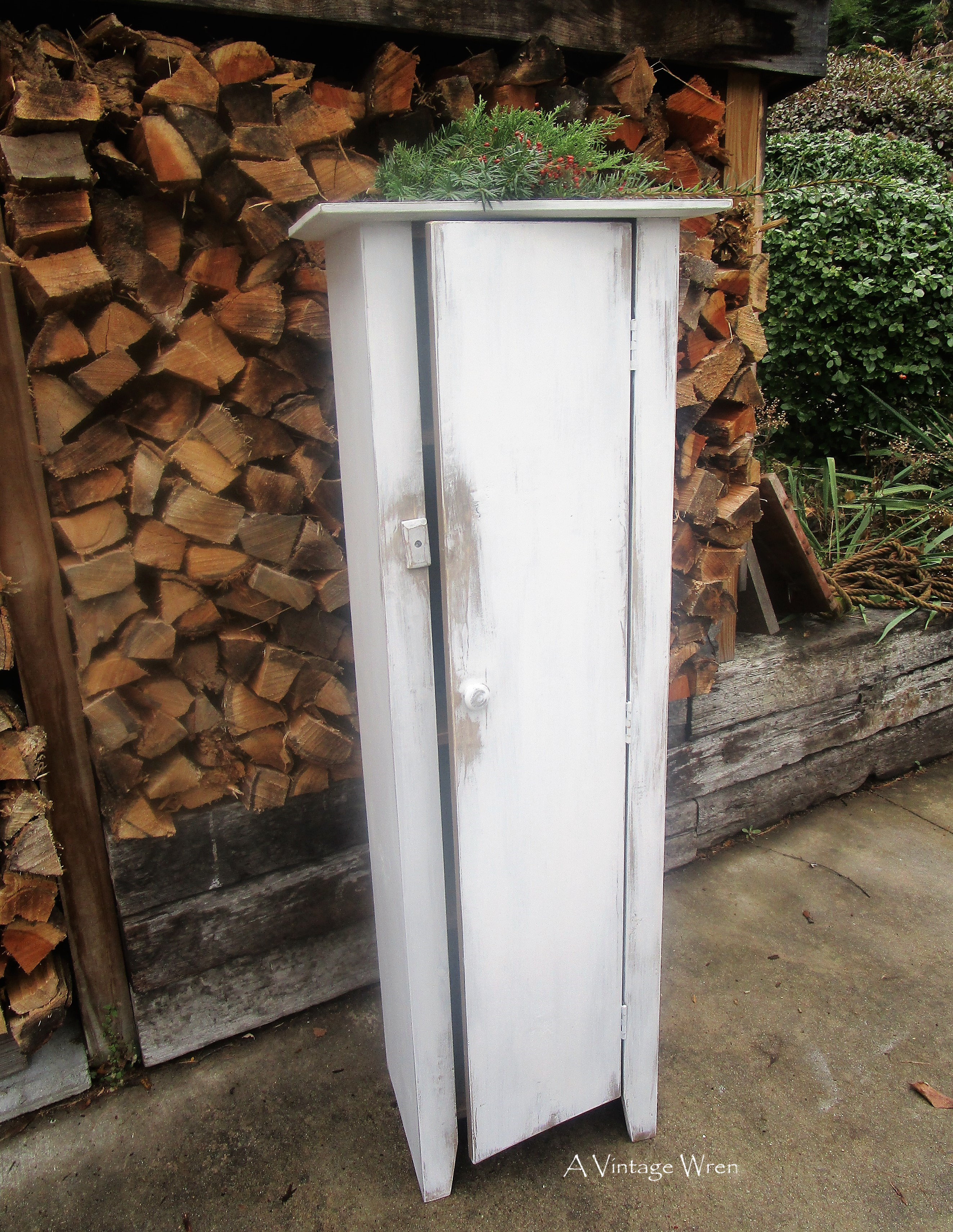 Jelly Cabinet / Chimney Cupboard