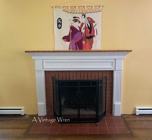 Custom Fireplace Mantel Surround