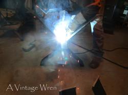 In house welding