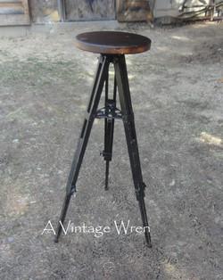 Adjustable Pedestal Table
