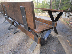 Details of our new Bench option