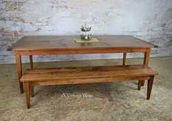 Shaker Dining Table for 8