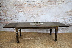 Extendable Dining Table for 8