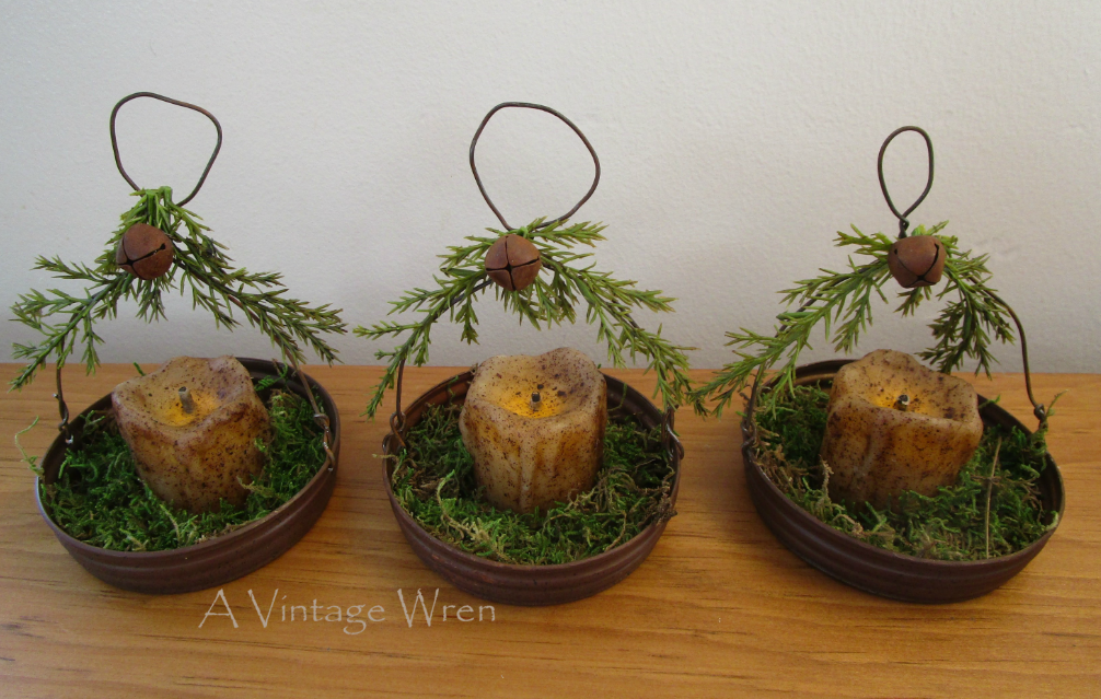 Prim Candle holders