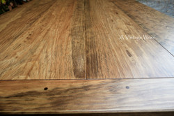 Hand Planed Eastern White Pine top