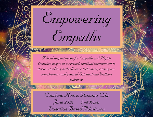 Empowering Empaths initial promo.png