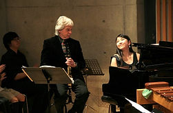 From concert with Richard Stoltzman, Clarinet