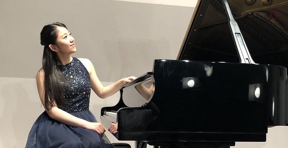 Eri Yamamoto / 山本絵理 Pianist