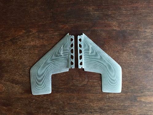 Hi-Speed Paddle Keels