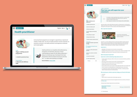 Parents 1st - Online toolkit