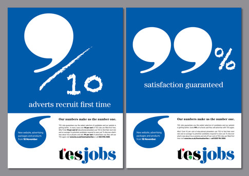 TES Global - Ad concepts