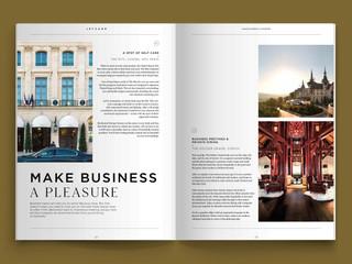 Air Partner - Magazine article