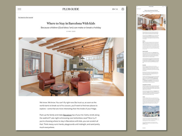 Plumb Guide blog