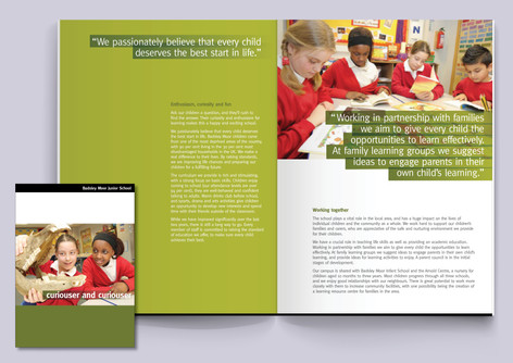 Badsley Moor Junior School - Prospectus