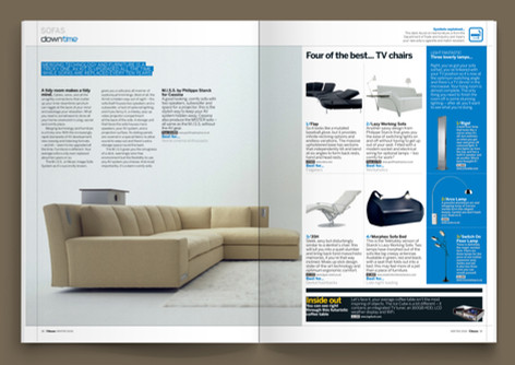 T3 Home - Magazine feature