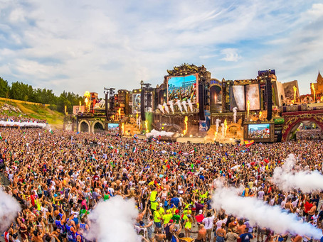 A summer of music festivals by private jet