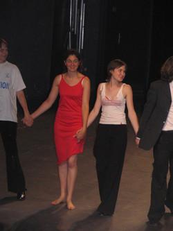 Représentation ateliers théâtre