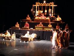 Ô, création gamelan, danse tribale et moderne