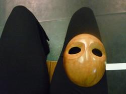 stage choeur et masque