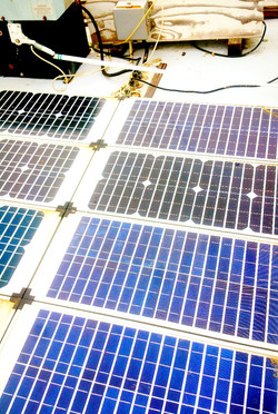 Custom solar arrays