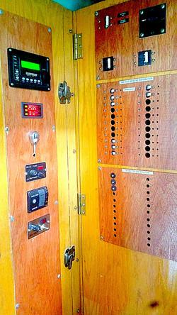 Custom power distribution pannels