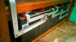 6V batteries in banks of 24v