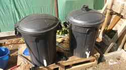 Simple aerated basins