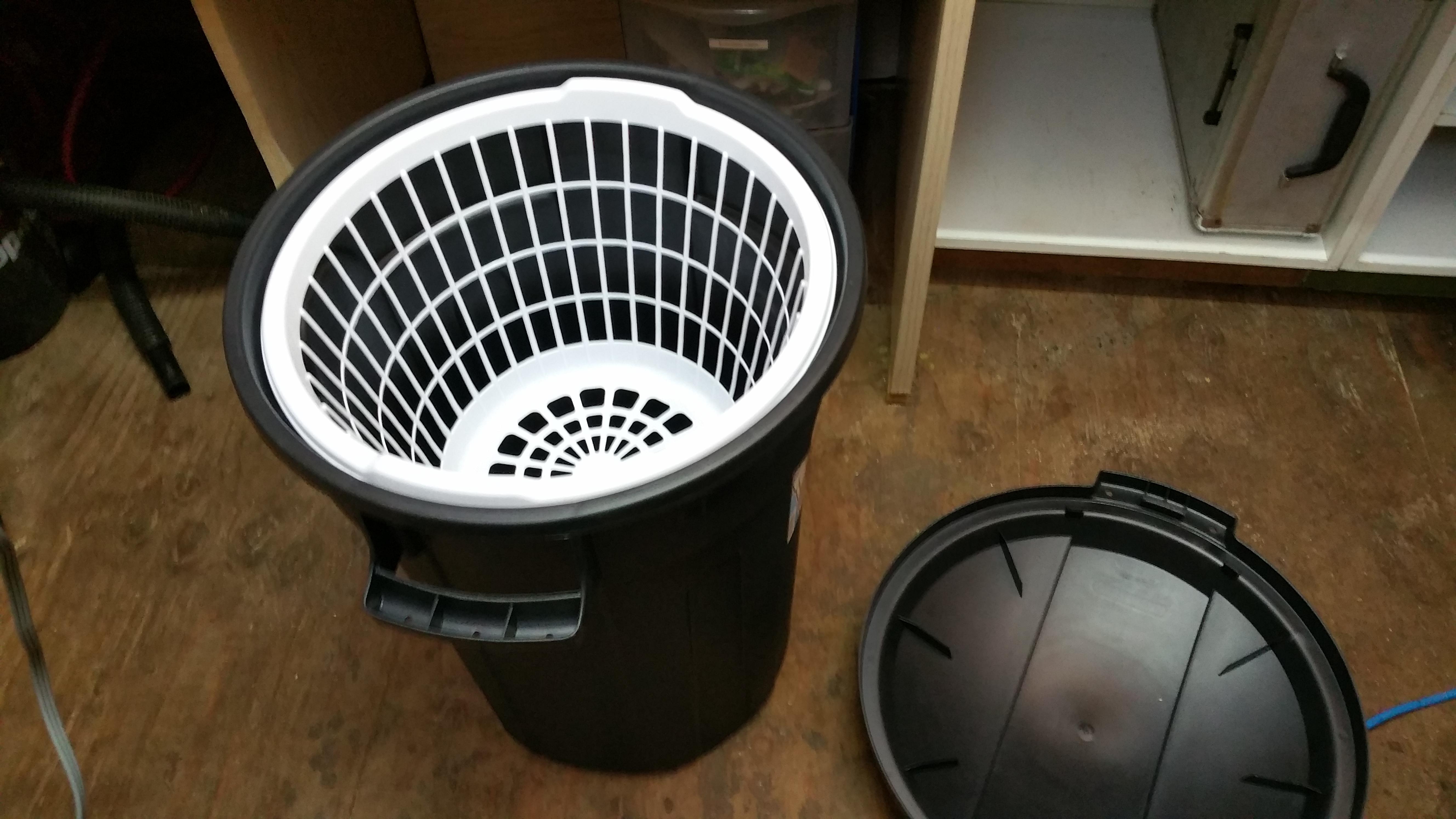 Compost basket