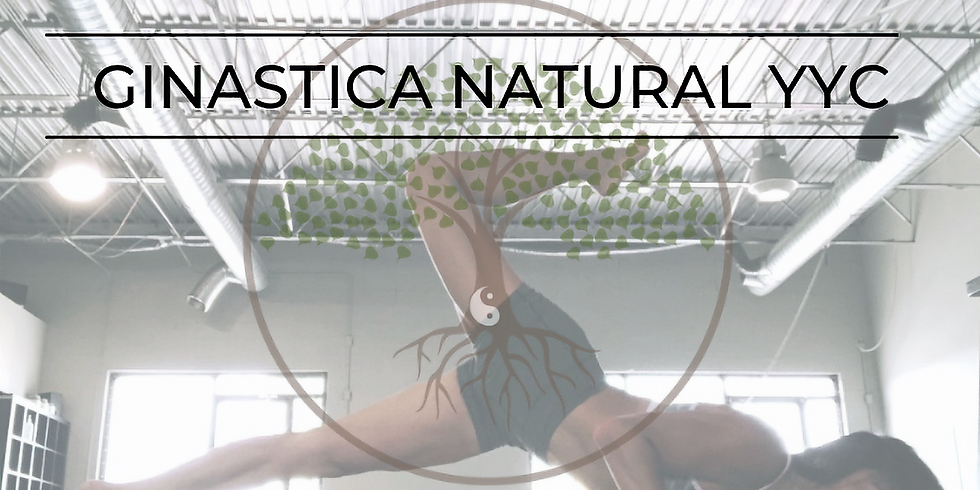 Ginástica Natural - Online Monthly Subscription (June)