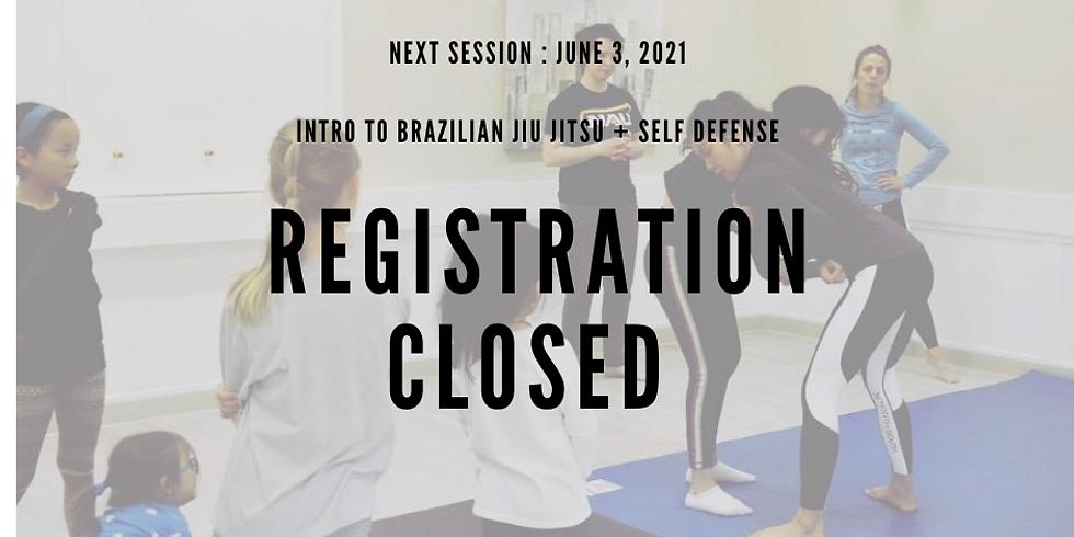 [May] 4-Week Online Adults BJJ Intro Program - Brazilian Jiu Jitsu / Self Defense