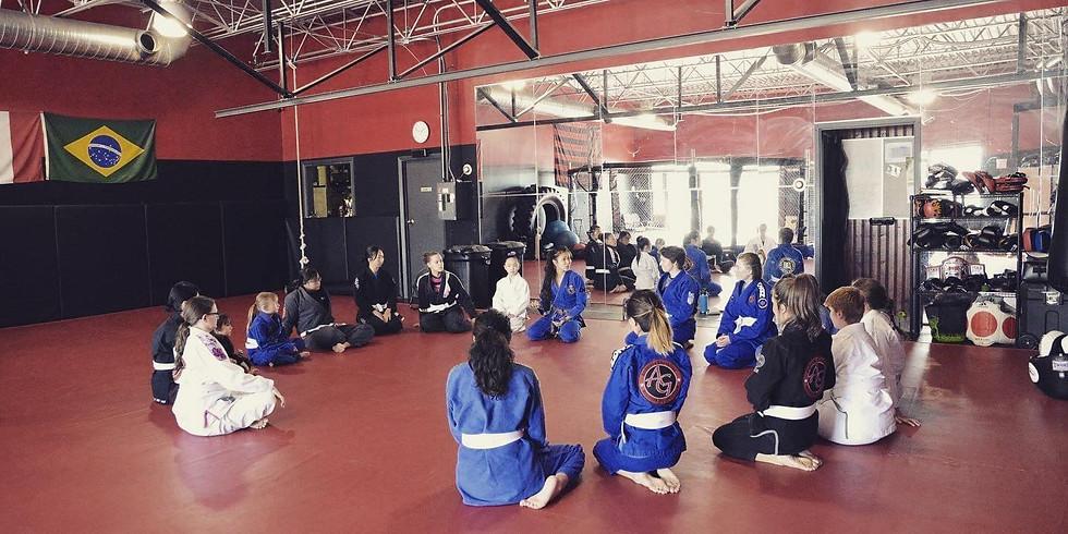[June] 4-Week Online Adults BJJ Intro Program - Brazilian Jiu Jitsu / Self Defense