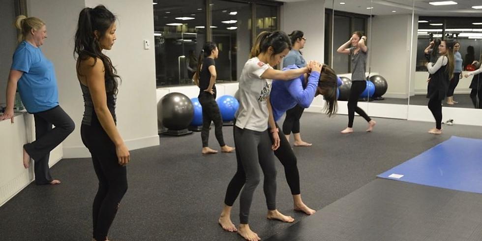 Self Defense Seminar - For Heather Crossan
