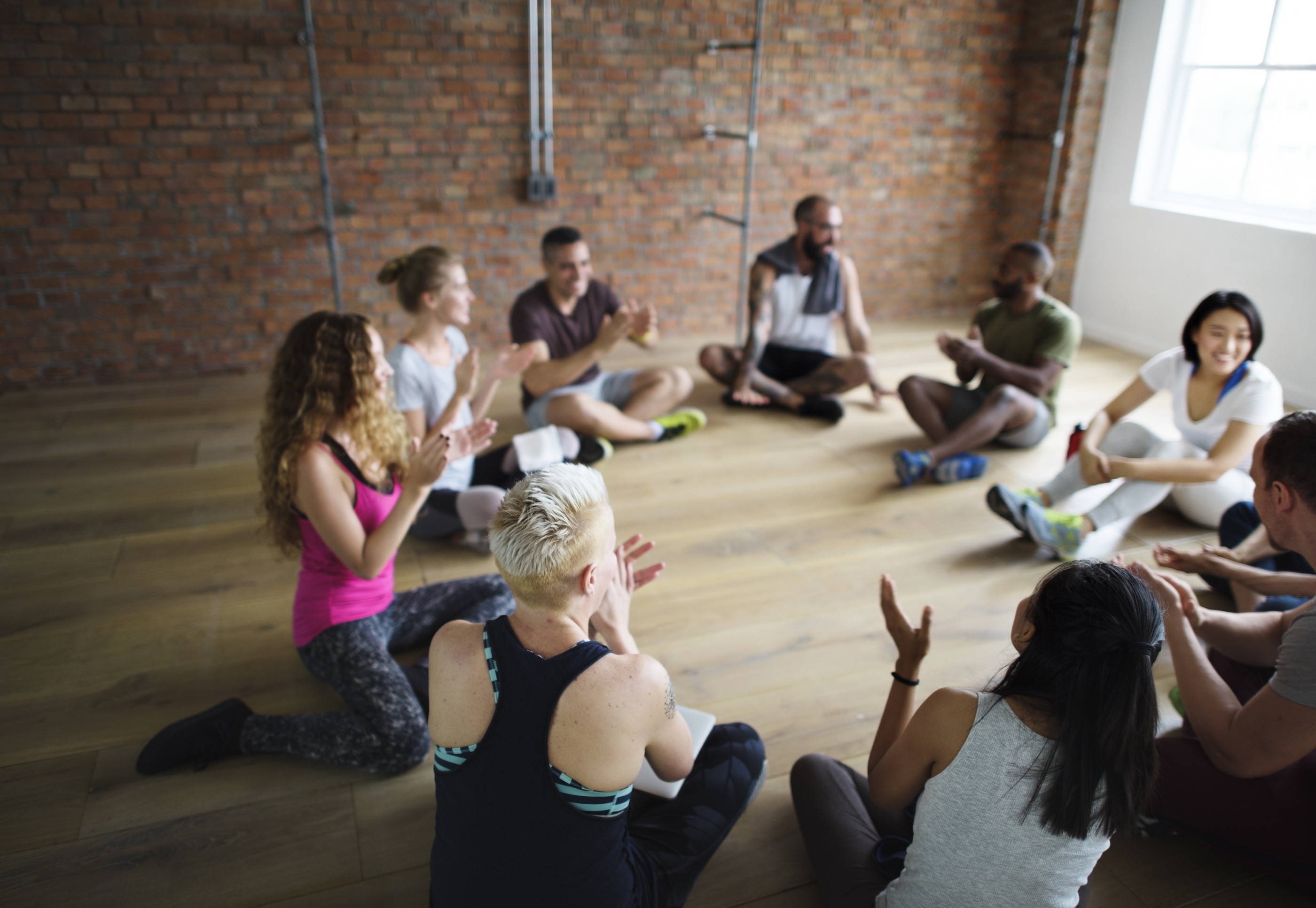 Intro-to-Meditation Workshop (BFF)