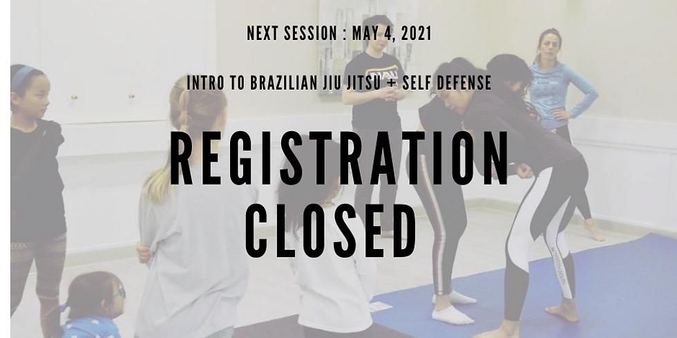 [April] 4-Week Online Adults BJJ Intro Program - Brazilian Jiu Jitsu / Self Defense