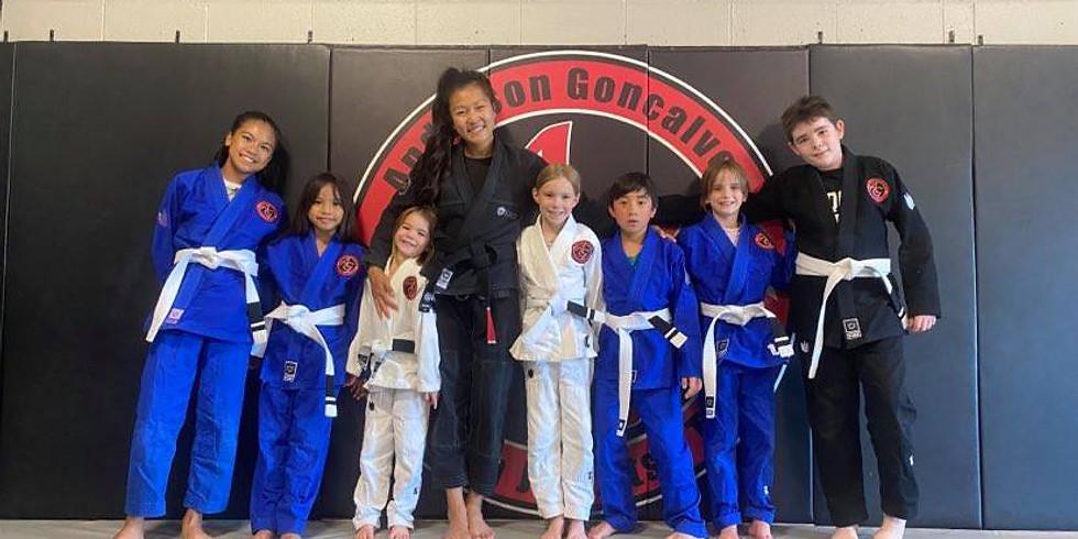 Kids / Youth Brazilian Jiu Jitsu