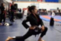 Women's Brazilian Jiu Jitsu Calgary