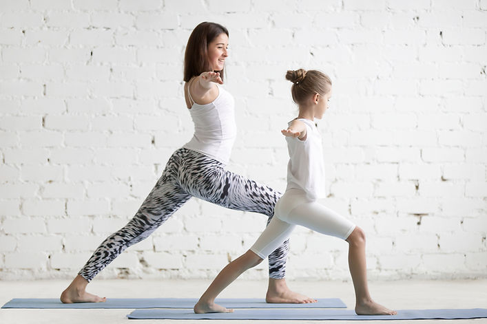 Private Kids Yoga Class Calgary